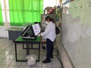 Aprueba TEPJF uso de urnas electrónicas en Coahuila