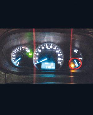 Segundo día y patrullas paradas sin gasolina en Monclova