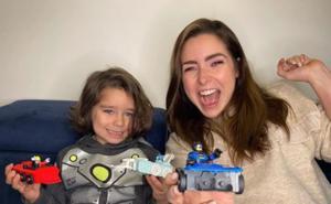 Ariadne Díaz se siente más segura de haber tenido un hijo y no hija