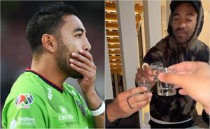Marco Fabián es separado del FC Juárez por escándalo