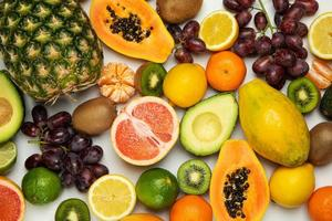 Lista de frutas y verduras de temporada para ahorrar