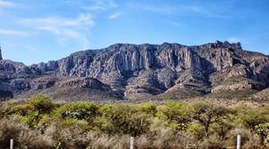 Área Natural Protegida de la Sierra de San Miguelito no se urbanizará