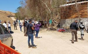 Denuncia FPR intento de desalojo a habitantes de Huatulco