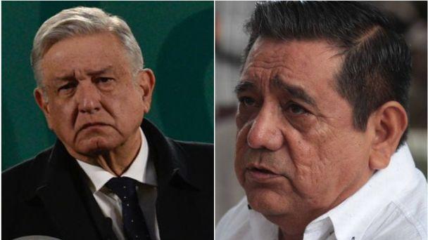 AMLO: Ya no voy a hablar de Félix Salgado
