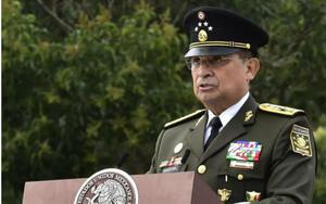 General Luis Cresencio Sandoval ya retomó sus actividades