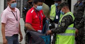 La misión electoral de Uniore comienza trabajo en Honduras previo a comicios