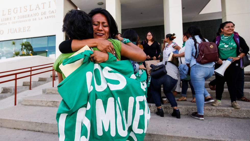 En Oaxaca, mujeres se acompañan para garantizar derecho al aborto