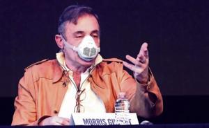 El 30% de aforo en teatros nos da un respiro: Morris Gilbert