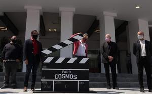 Sheinbaum inaugura el FARO Cine Cosmos
