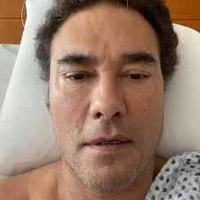 'A recuperarse', dice Eduardo Yáñez tras operación de los riñones