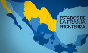 Estos son los estados fronterizos que cambiarán horario este domingo