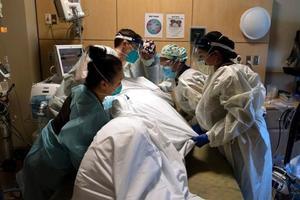 EU supera las 534,000 muertes y los 29.3 millones de casos de coronavirus