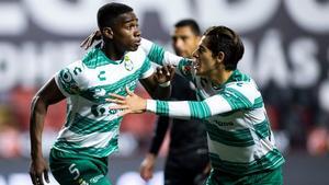 Santos se trae la  victoria de Tijuana
