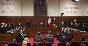 SCJN: 'Jueces actúan con autonomía e independencia'