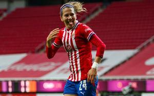 Alicia Cervantes: Nueva máxima goleadora de Chivas Femenil