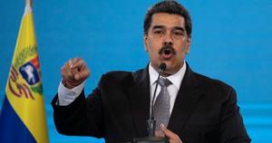 Maduro decreta un 'cerco sanitario' en Caracas por COVID-19