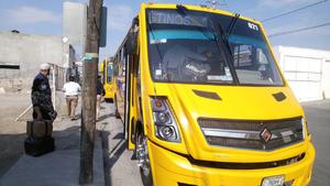Suplican en'San Buena'más corridasdel transporte