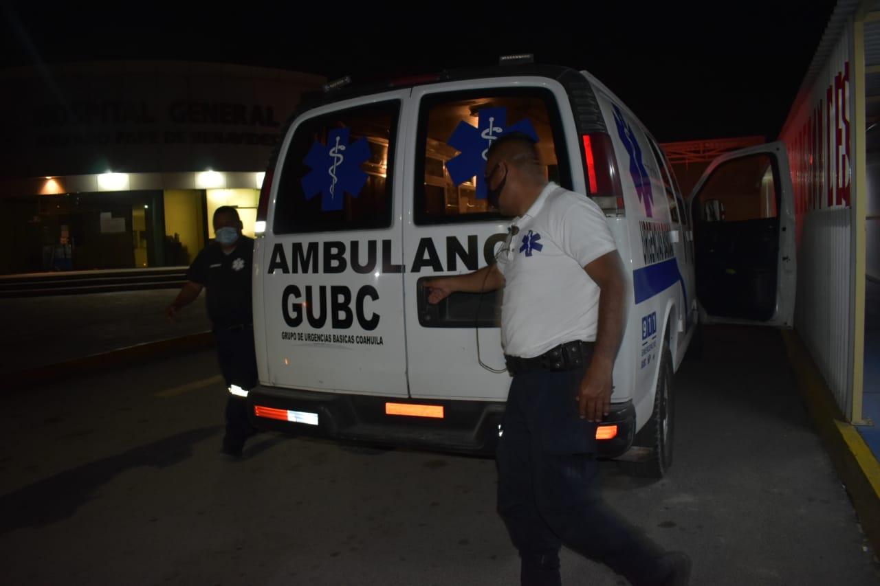 Joven mujer intenta suicidarse en Monclova