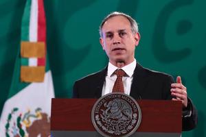 López-Gatell ya se recuperó del COVID-19, anuncia AMLO