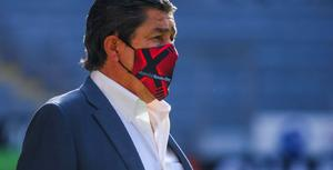 Luis Fernando Tena, primer director técnico cesado del Guardianes 2021