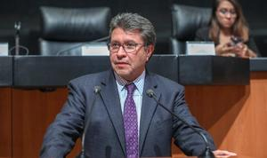Amaga Ricardo Monreal a agencias calificadoras