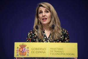 La ministra de Trabajo será vicepresidenta tercera del Gobierno de España