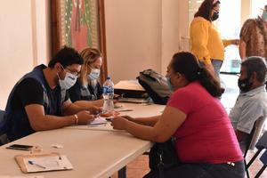 Registran a mil adultos mayores que no recibieron vacuna contra COVID-19 en Monclova