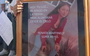 A 4 meses de muerte de Renata de 13 años exigen justicia  en Edomex