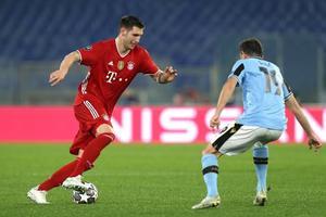 Bayern sentencia la eliminatoria a falta de 45 minutos 1-0 al descanso