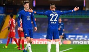 Chelsea vence al Atlético de Madrid y avanza a cuartos