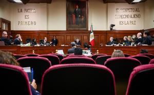 Ministros envían amparo sobre matrimonio del mismo sexo en Yucatán