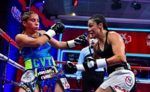 Jackie Nava inicia festejos por sus veinte años como boxeadora