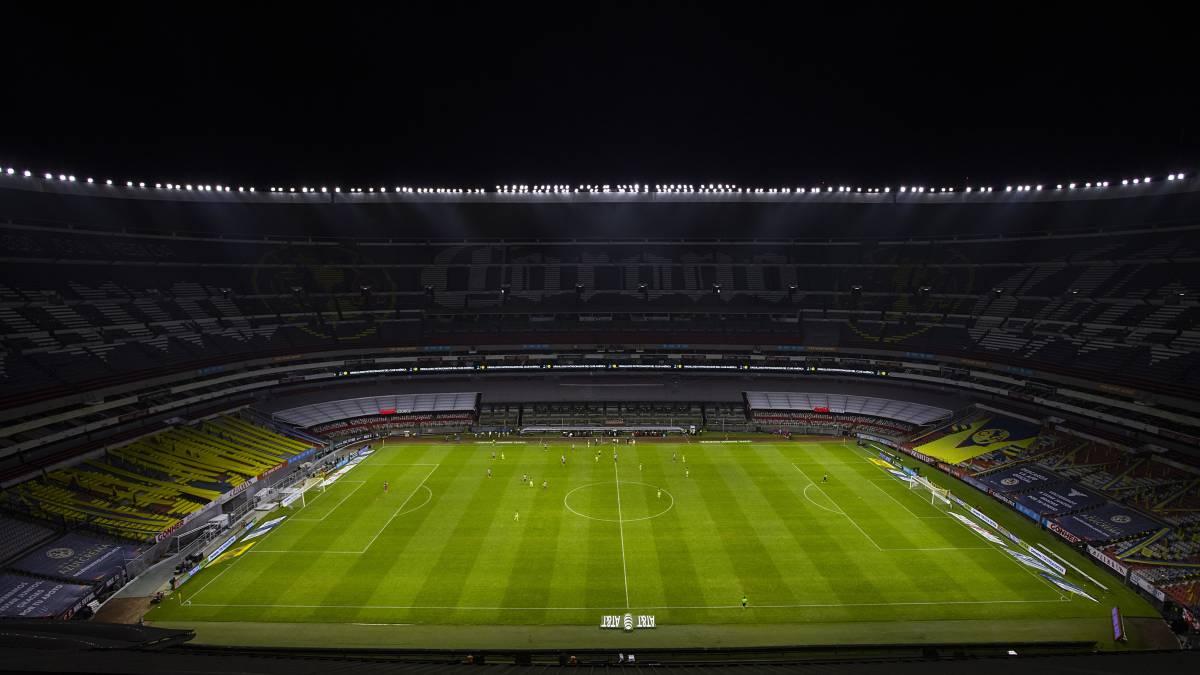 Aficionados no podrán regresar aún al Estadio Azteca