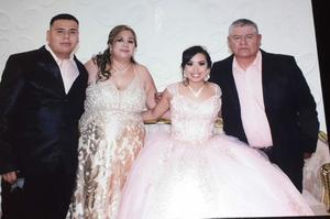 Vidalia llega a la edad de las ilusiones en Monclova