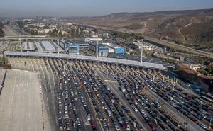 EU extiende cierre de fronteras con México hasta el 21 de abril por COVID-19