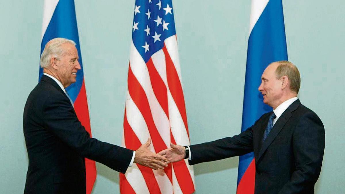 AMLO: Confía que conflicto entre Biden y Putin sea
