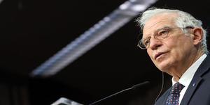Borrell dice que Rusia está desconectándose de Europa