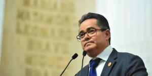 Congreso CDMX rinde minuto de silencio en memoria de Leonel Luna