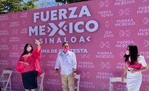 Fuerza México registra a Rosa Millán para gubernatura de Sinaloa