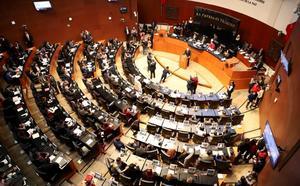 Senado ratifica nombramiento de embajadores de México en Europa