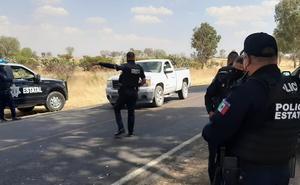 Despliegan operativo en límites de Aguascalientes y Jalisco