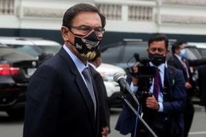 El expresidente peruano Martín Vizcarra se libra de ir a prisión preventiva