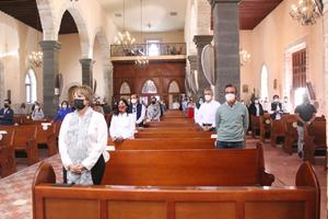 Celebra 212 años la iglesia San José, obra del Siglo XIX en Cuatro Ciénegas