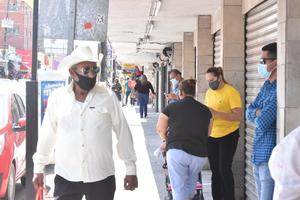 Reporte de COVID-19 en Coahuila; se suman 76 casos y 15 decesos