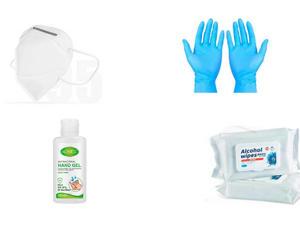 Salud emite autorización para fabricar productos contra COVID-19