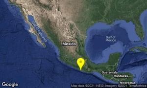 Sismo de magnitud 5.9 en Guerrero se percibe en CDMX