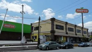 Proyectan nueva plaza comercial en zona centro de Frontera