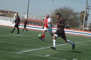 En marcha fútbol master