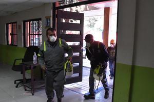 Siguen suspendidas actividades en la 288 por contagios de COVID-19