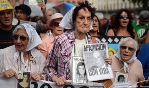 Argentina recuerda a los trabajadores desaparecidos en la dictadura